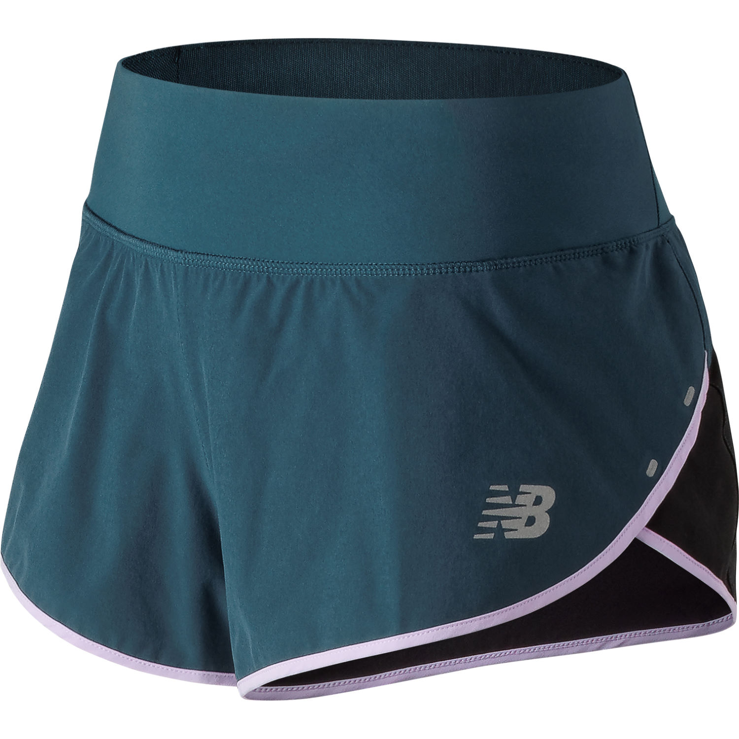 9dd6bf351c173 Wiggle Cycle To Work | New Balance Womens Impact Short 3 Inch | Shorts