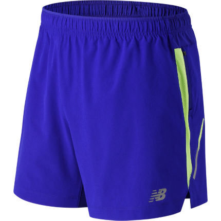 New Balance Impact Short 5 In