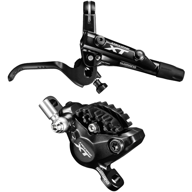 Shimano Deore XT BL//BR-M8000 Disc Brake Levers Calipers Front Left New in Box