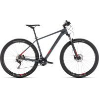 Cube Attention 29 Hardtail Mountain Bike (2019)
