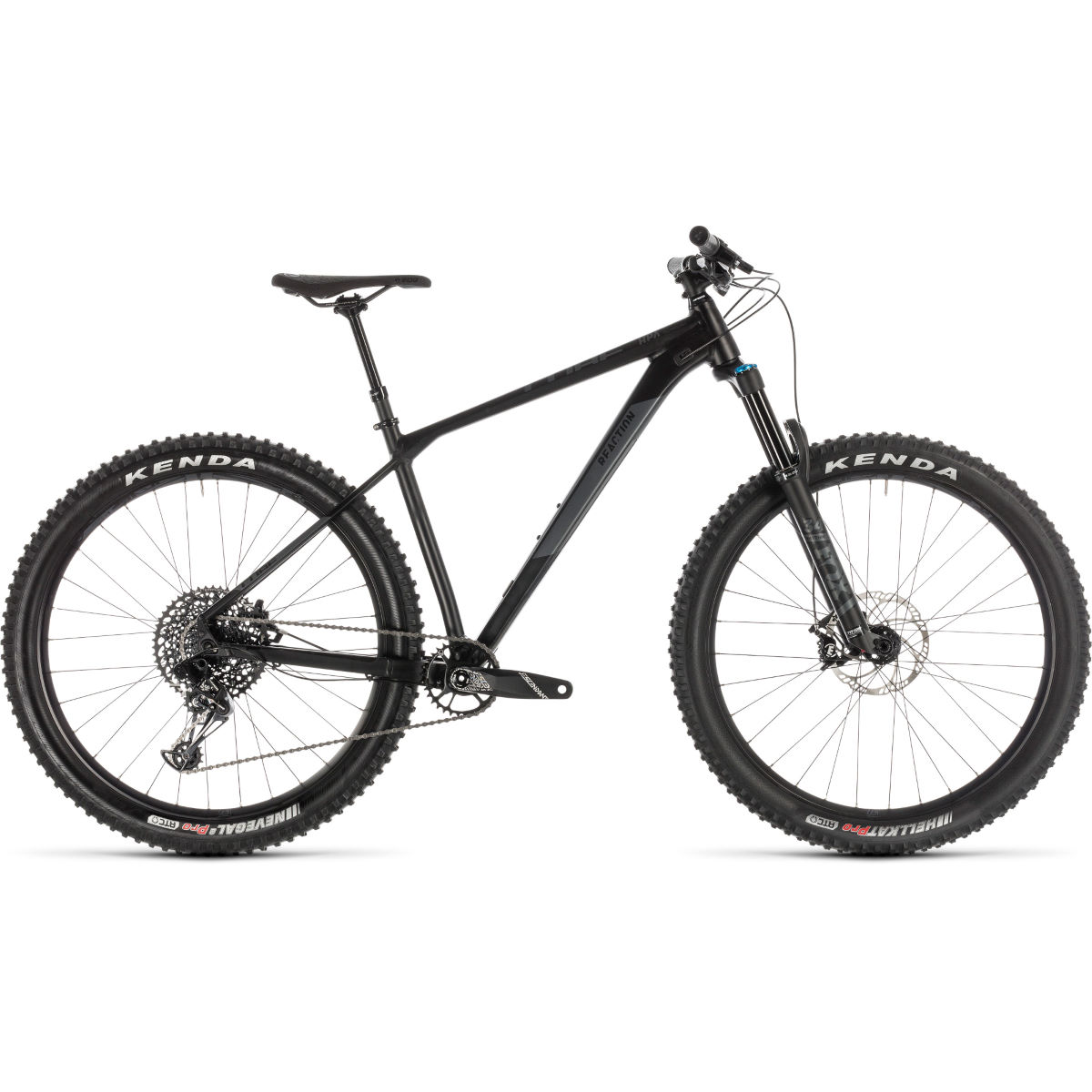 Cube Reaction TM Race 27.5 Hardtail Mountain Bike (2019 – 16