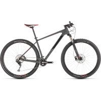 Cube Reaction C:62 29 Hardtail Mountain Bike (2019)