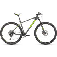 Cube Reaction C:62 Race Eagle 29 Hardtail Bike (2019)