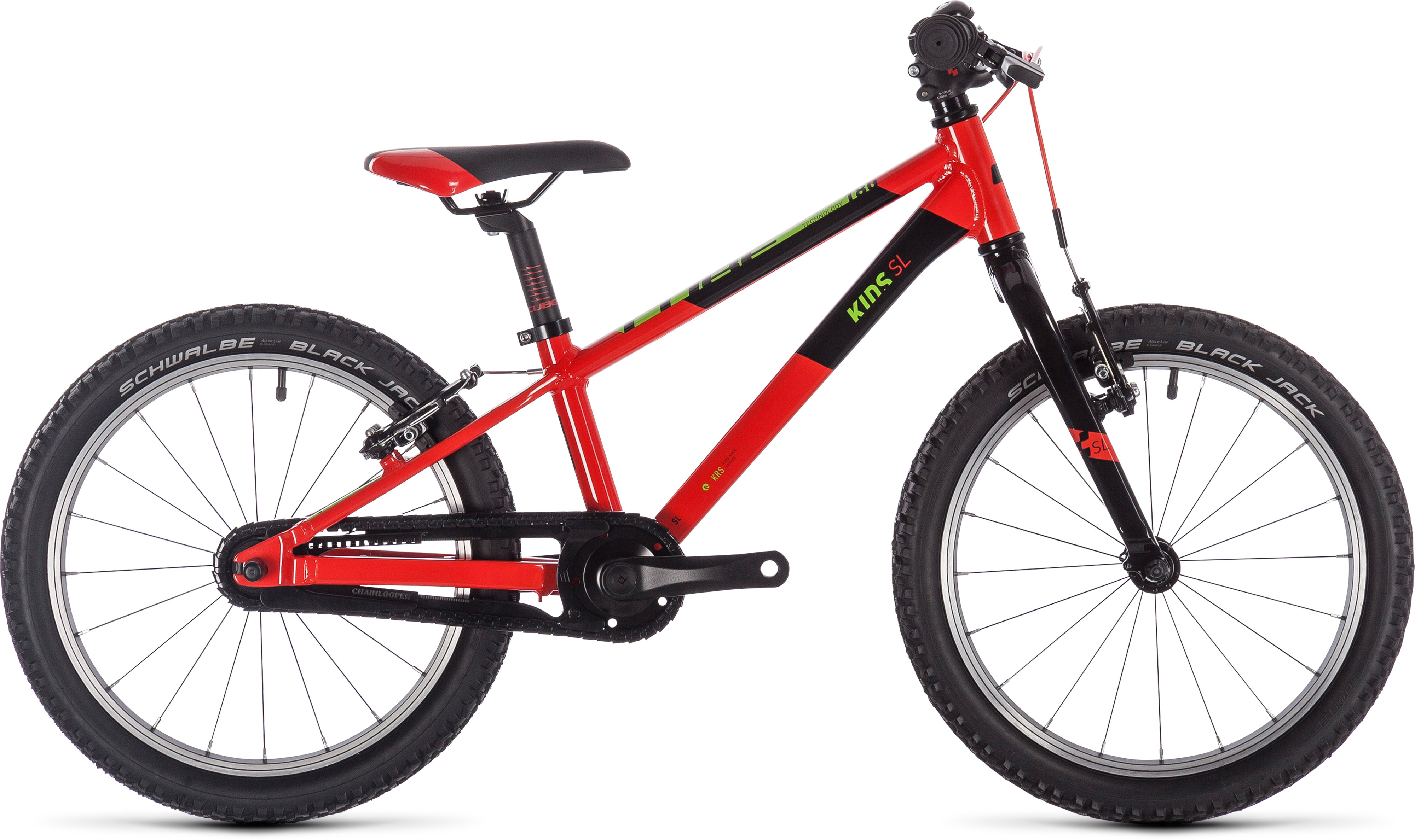 Cube Cubie 180 SL Kids Bike (2019) | City