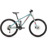 Cube Sting WS 120 Womens Full Suspension Bike (2019)