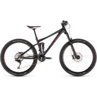 Cube Sting WS 120 Pro Womens Full Suspension Bike (2019