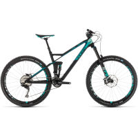 Cube Sting WS 140 HPC Race Full Suspension Mountainbike (2019)