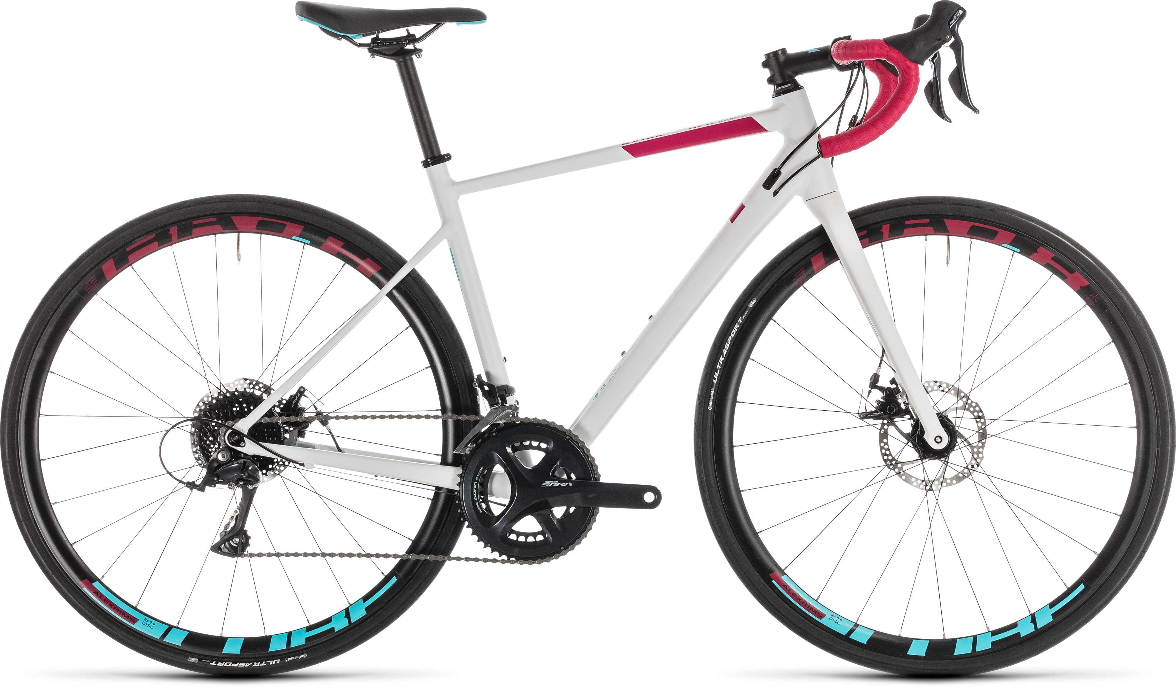 Cube Axial WS Pro Disc Womens Road Bike (2019) | Road bikes