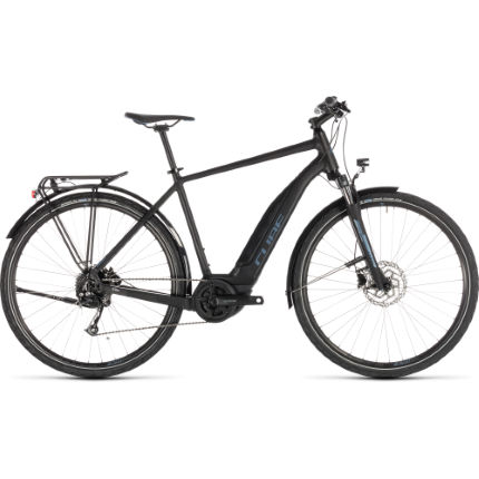 Cube Touring Hybrid One 400 E-Bike (2019)