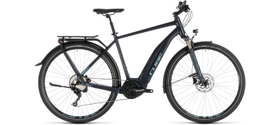 no sale tax info for undefeated x Cube Touring Hybrid Pro 500 E-Bike (2019)