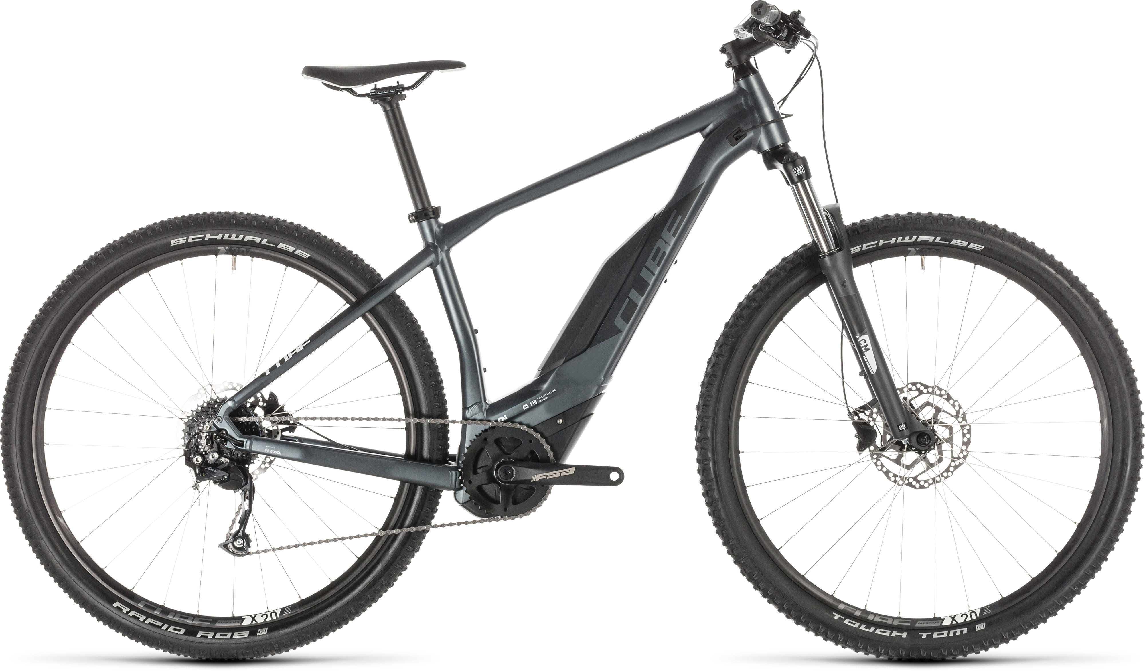 Cube Acid Hybrid One 500 29 E-Bike (2019) | City