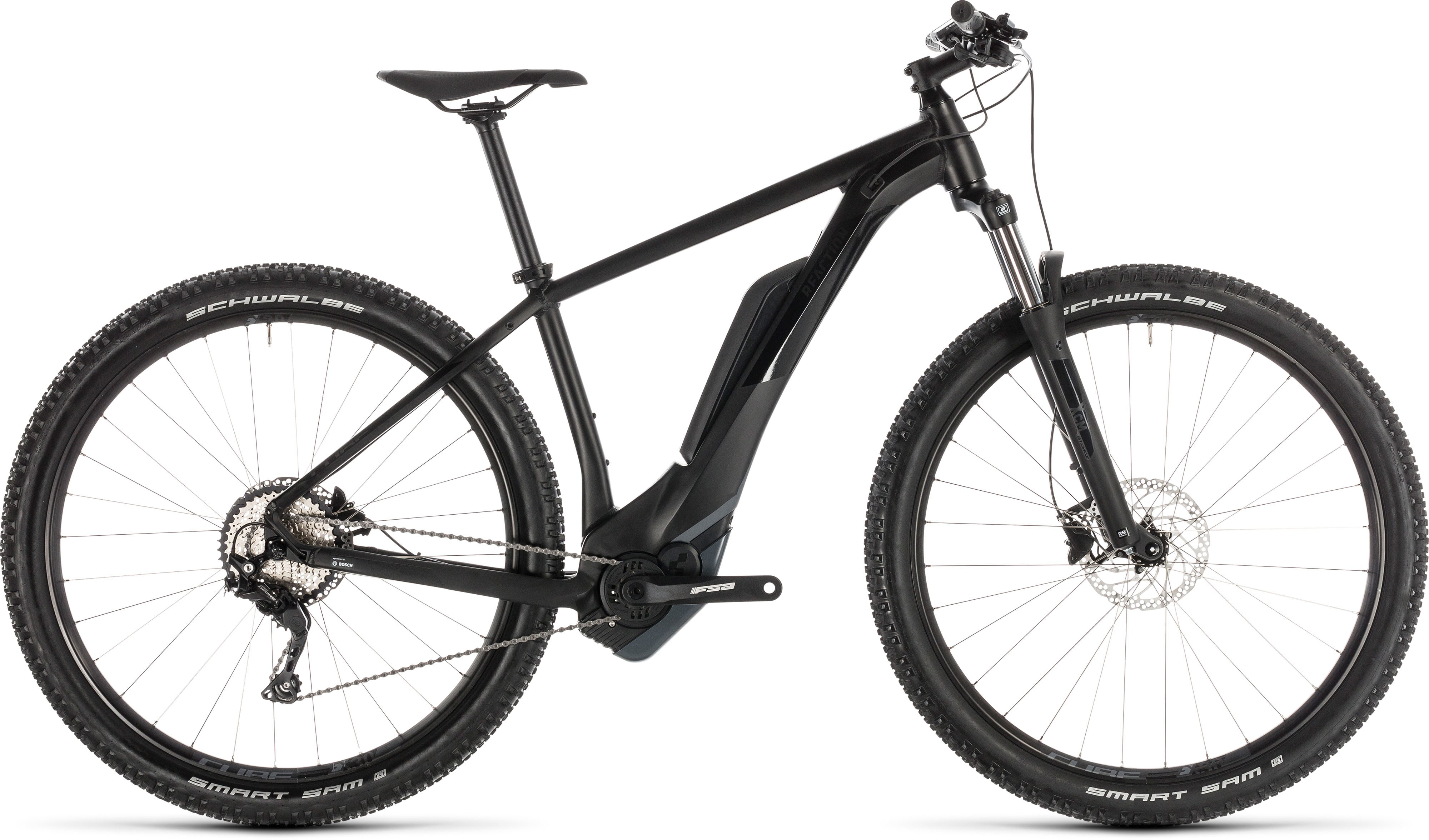 Cube Reaction Hybrid Pro 500 E-Bike (2019) | City