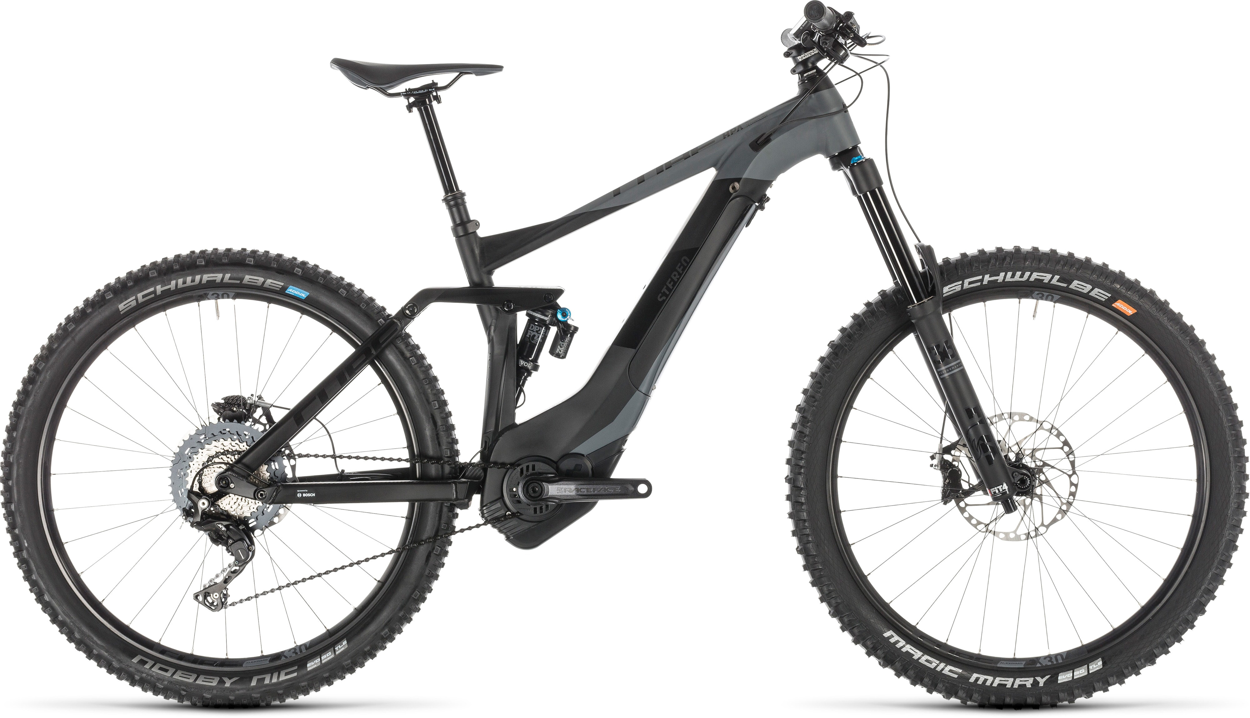 Cube Stereo Hybrid 160 SL 500 27.5 E-Bike (2019) | City