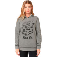 Fox Racing Womens Worldwide Fix PO Hoody