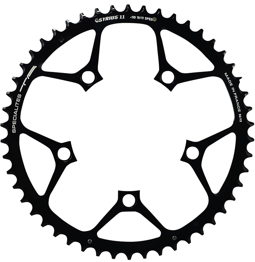 TA Syrius Chainring 10/11 Speed Chainring 110mm BCD | Klinger