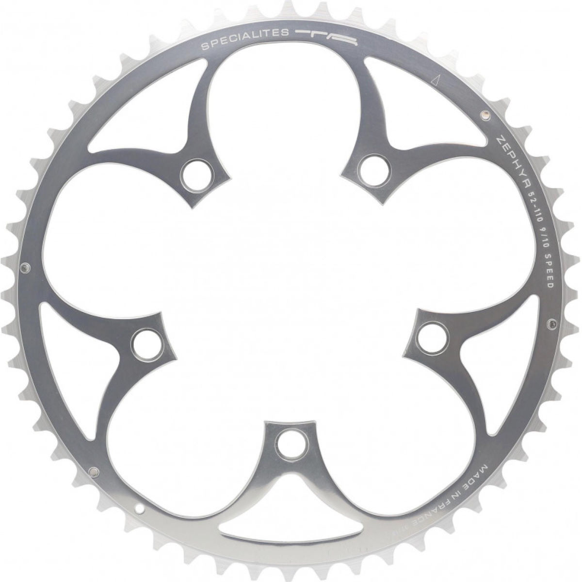 TA TA Zephyr Outer Chainring 110mm BCD   Chain Rings