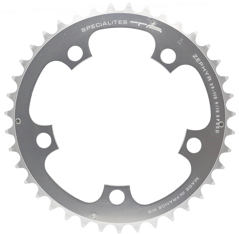 TA Zephyr Middle Chainring 110mm BCD | Klinger