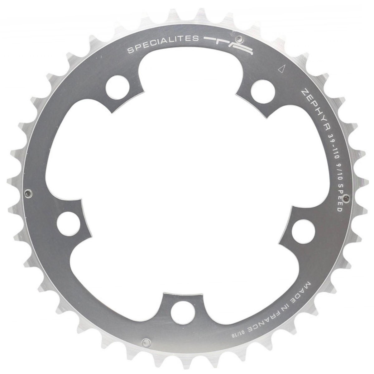 TA TA Zephyr Middle Chainring 110mm BCD   Chain Rings