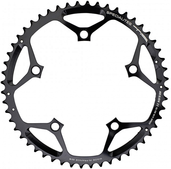 TA Hegoe Outer 10/11 Speed Chainring 130mm BCD | Klinger