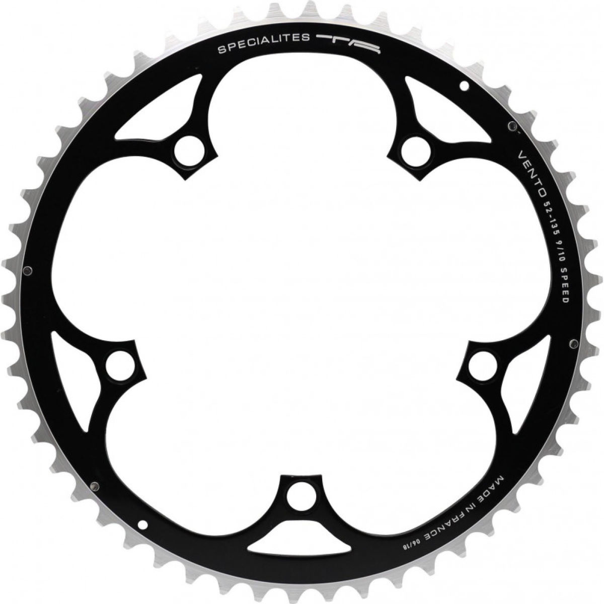 TA TA Campagnolo Outer Chainring 135mm BCD   Chain Rings