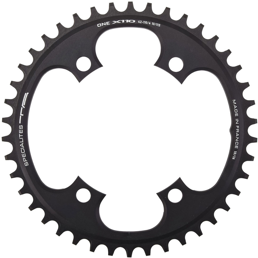 TA One X110 4 Arm Chainring 10/11/12 Speed | Klinger