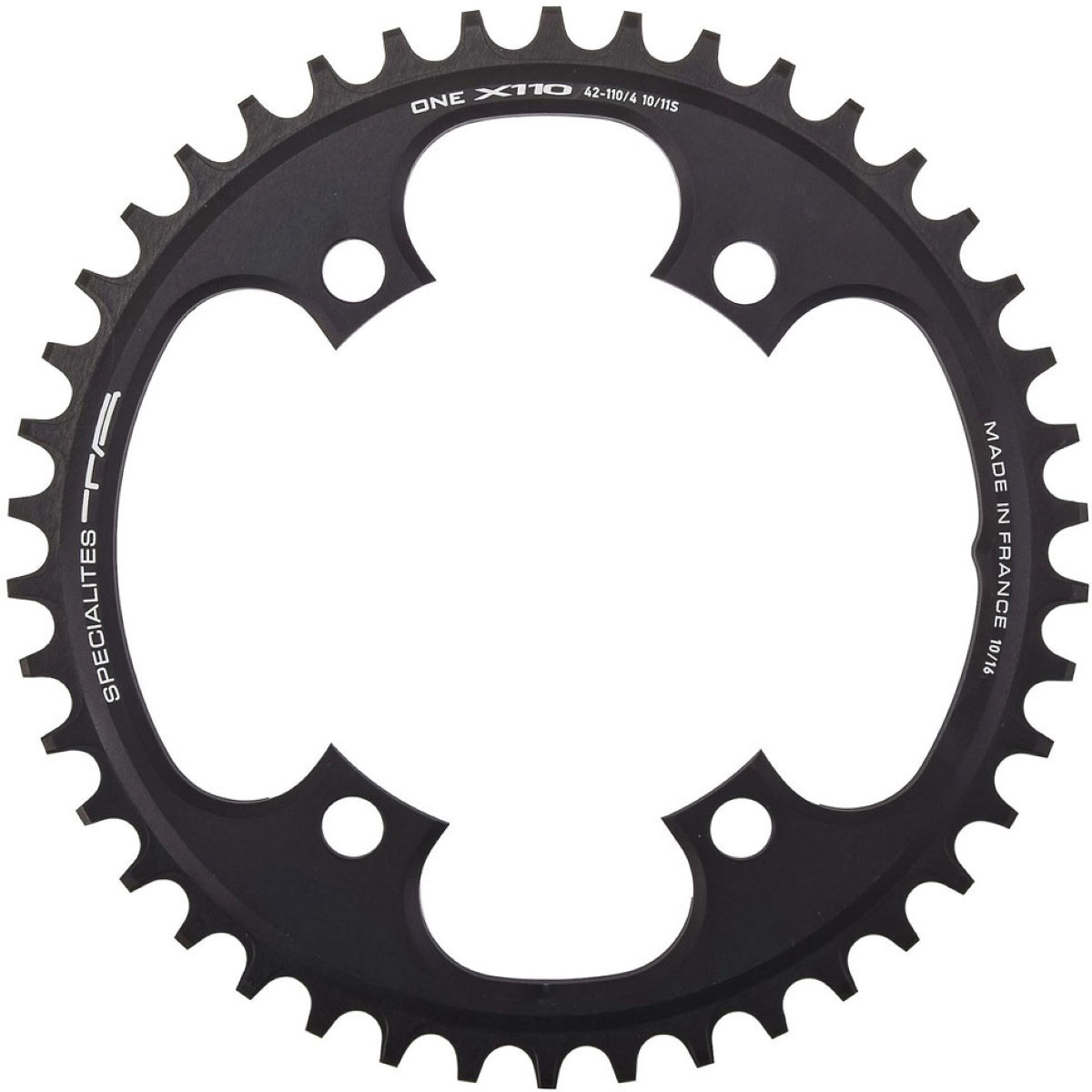 TA TA One X110 4 Arm Chainring 10/11/12 Speed   Chain Rings