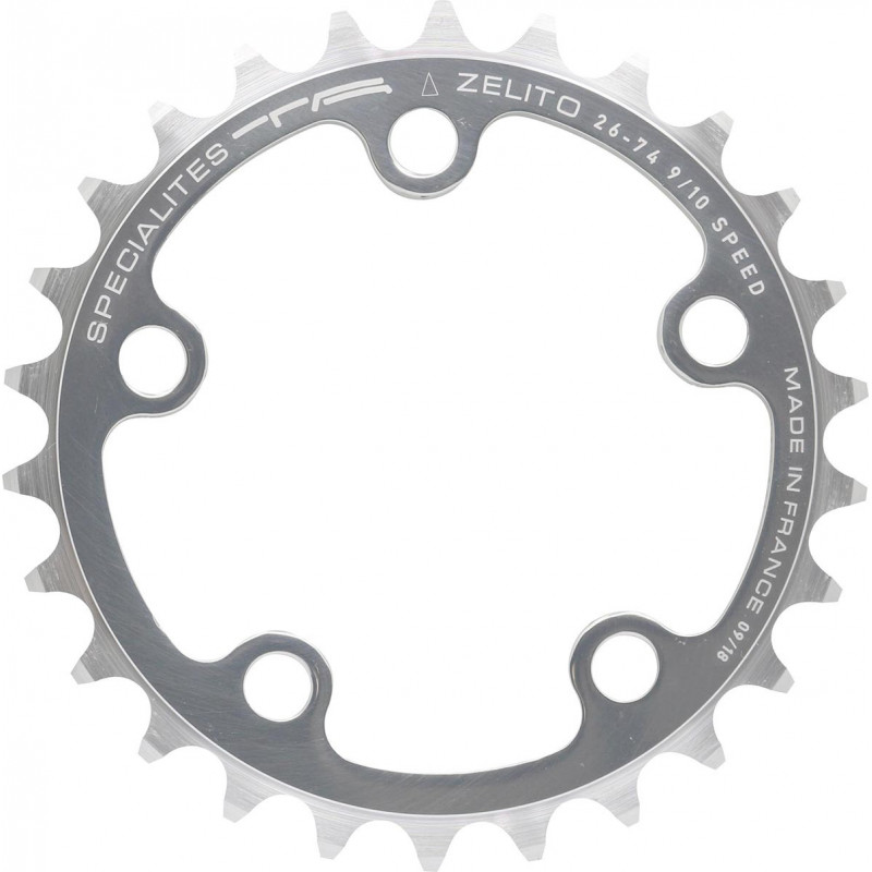 TA Inner Triple Chainring 74mm BCD | chainrings_component