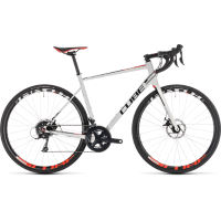 Cube Attain Pro Disc Road Bike (2019)