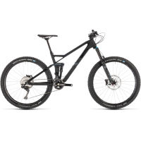 Cube Stereo 140 HPC SL 27.5 Suspension Bike (2019)