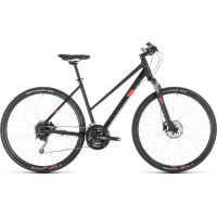 Cube Nature Pro Trapeze Urban Bike (2019)