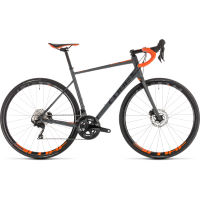 Cube Attain SL Disc Road Bike (2019)