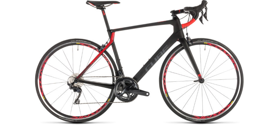 3bc9959493f View in 360° 360° Play video. 1. /. 5. Cube Agree C:62 Pro Road Bike (2019)  ...
