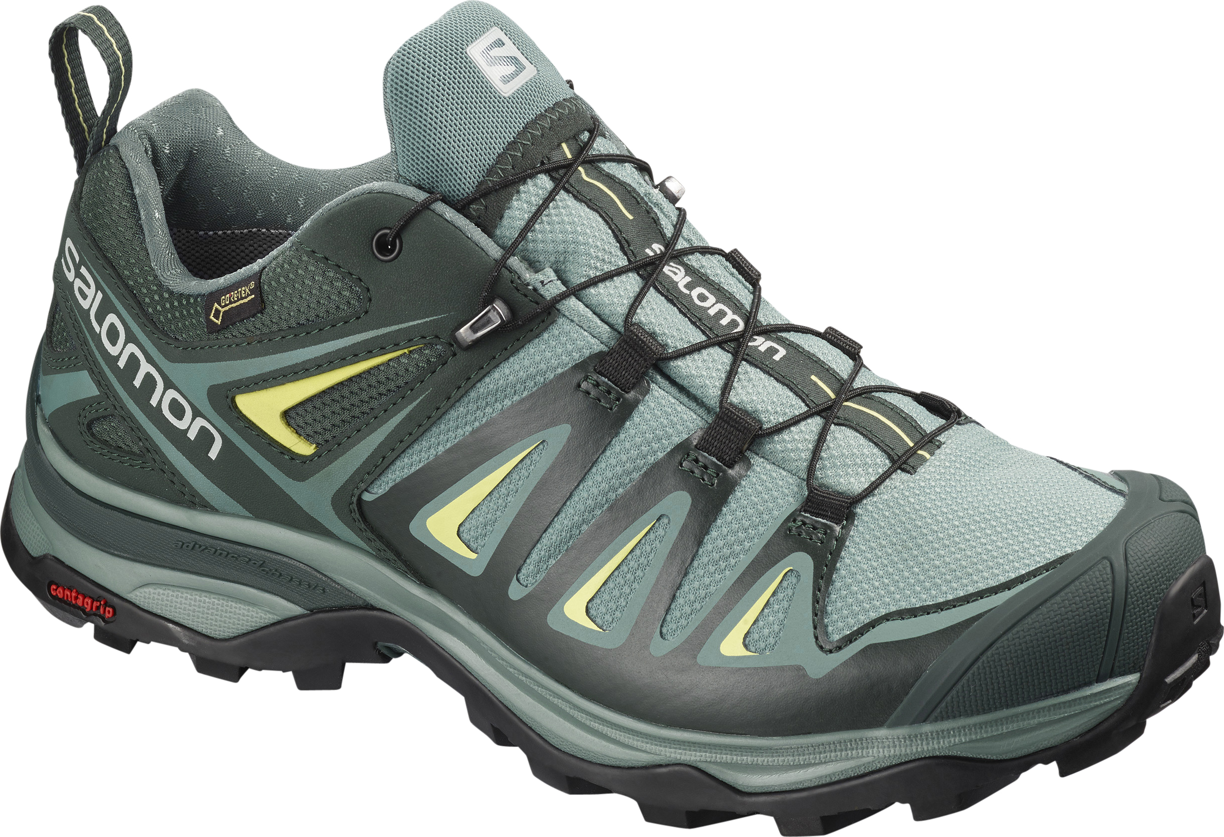 wiggle.com | Salomon Women's X Ultra 3 Wide Gore-Tex Shoes ...