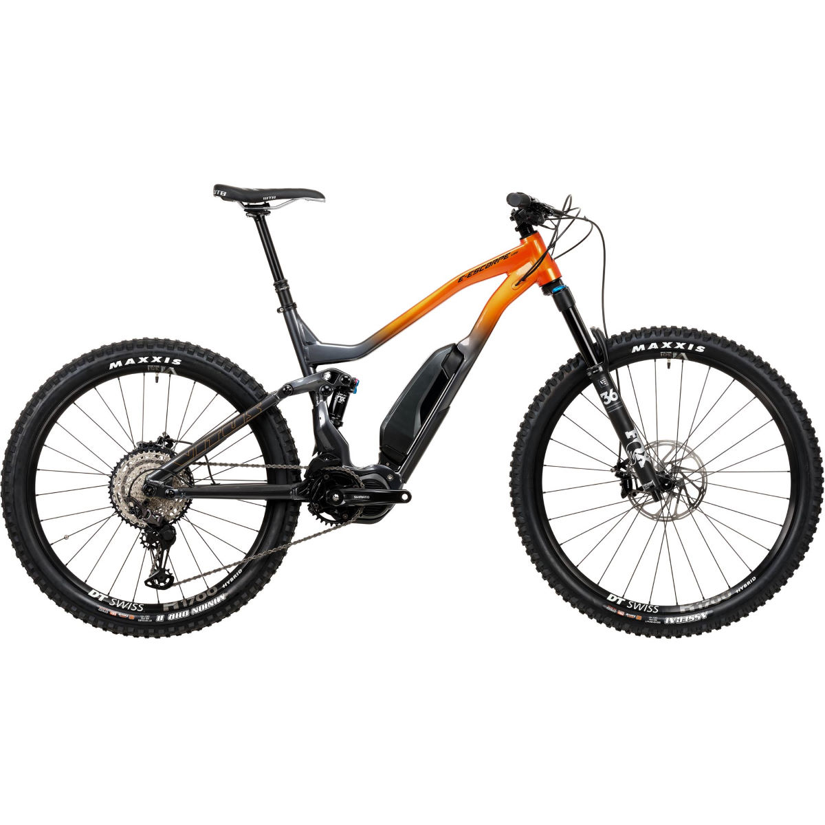 Vitus Vitus E-Escarpe VRS E-Bike (XT 1x12 - 2020)   Electric Mountain Bikes