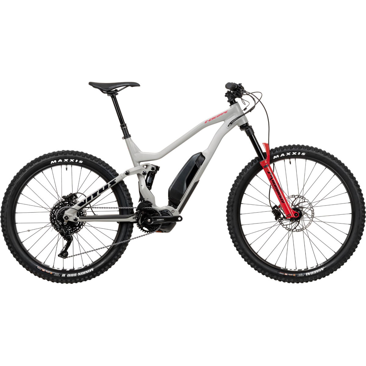 Vitus Vitus E-Escarpe E-Bike (Deore 1x10 - 2020)   Electric Mountain Bikes