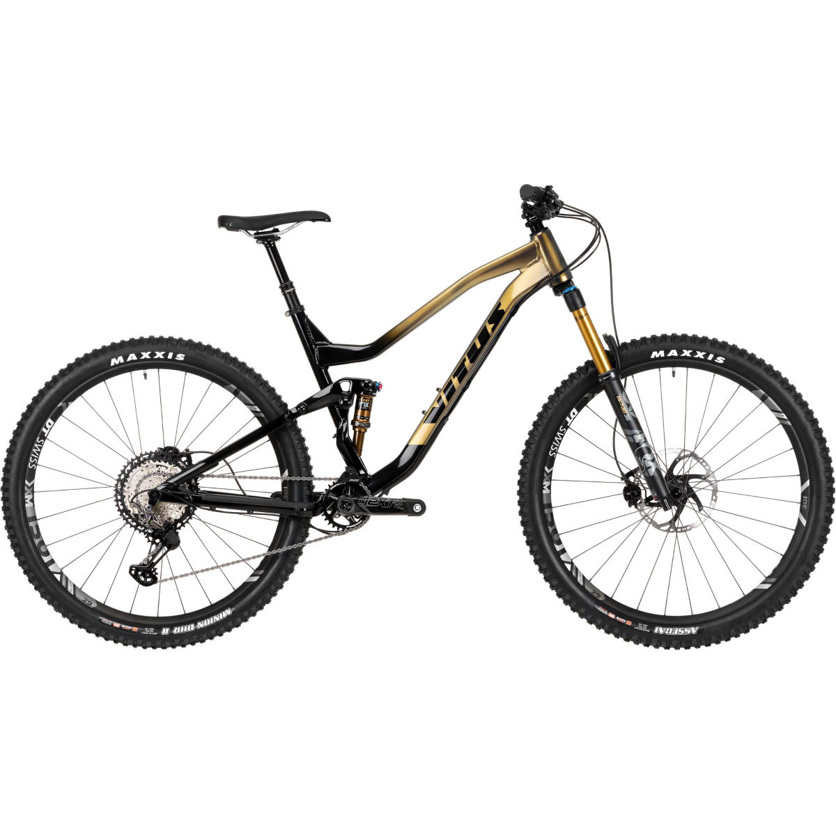 Vitus Vitus Escarpe 29 VRX Bike (XT 1x12 - 2020)   Full Suspension Mountain Bikes