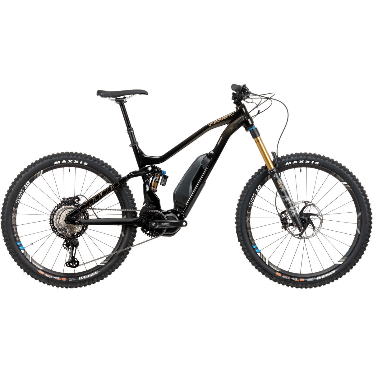 Vitus Vitus E-Sommet VRX E-Bike (XTR/XT 1x12 - 2020)   Electric Mountain Bikes