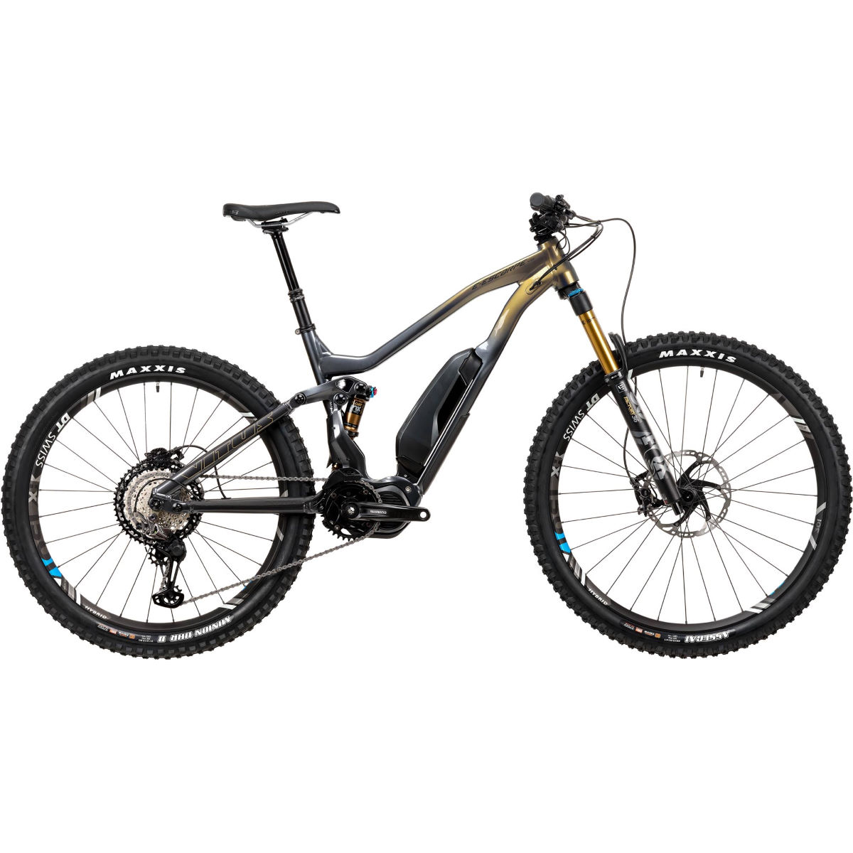 Vitus Vitus E-Escarpe VRX E-Bike (XTR/XT 1x12 - 2020)   Electric Mountain Bikes