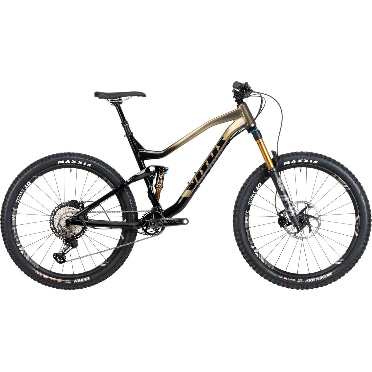 Vitus Vitus Escarpe 27 VRX Bike (XT 1x12 - 2020)   Full Suspension Mountain Bikes