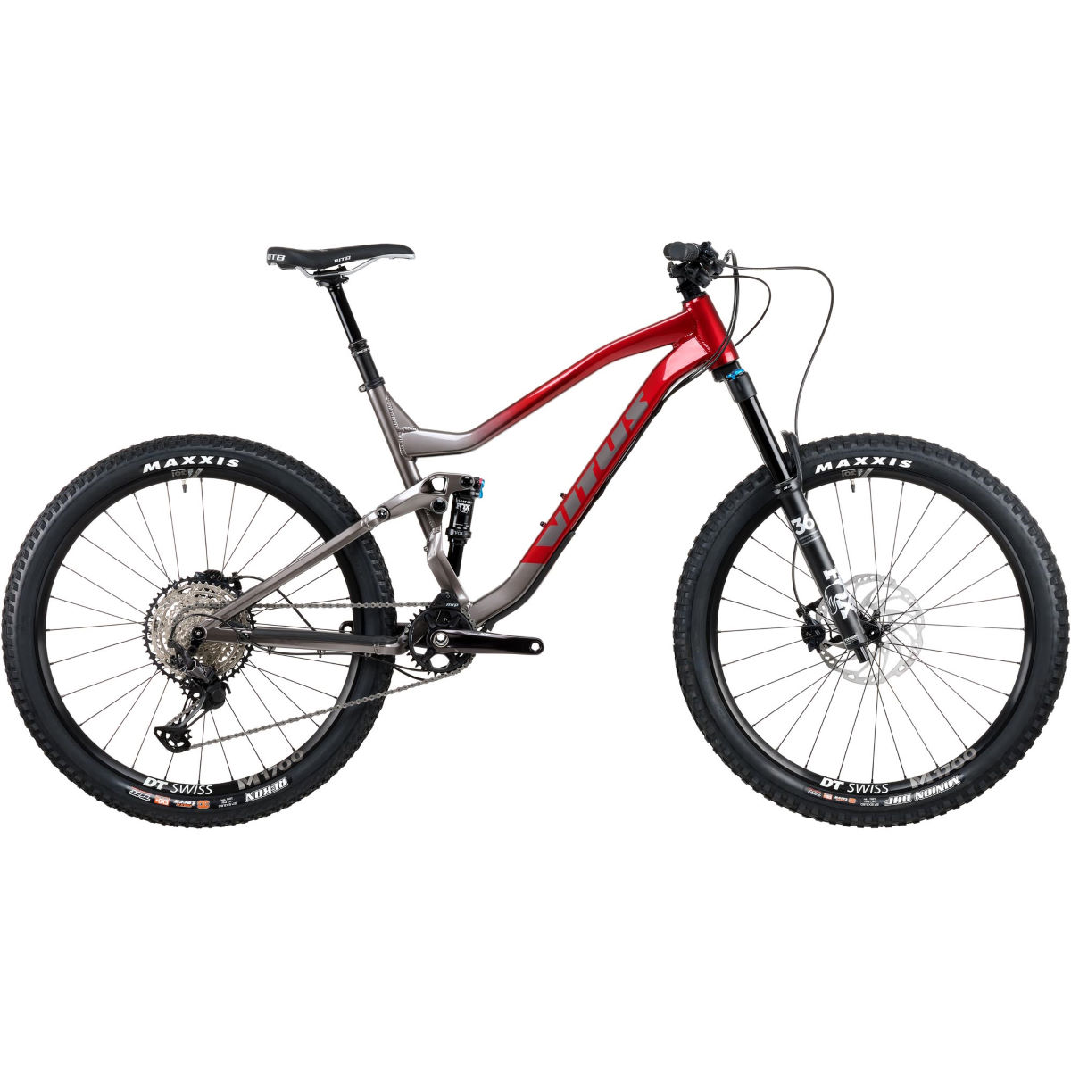 Vitus Vitus Escarpe 27 VRS Bike (SLX 1x12 - 2020)   Full Suspension Mountain Bikes