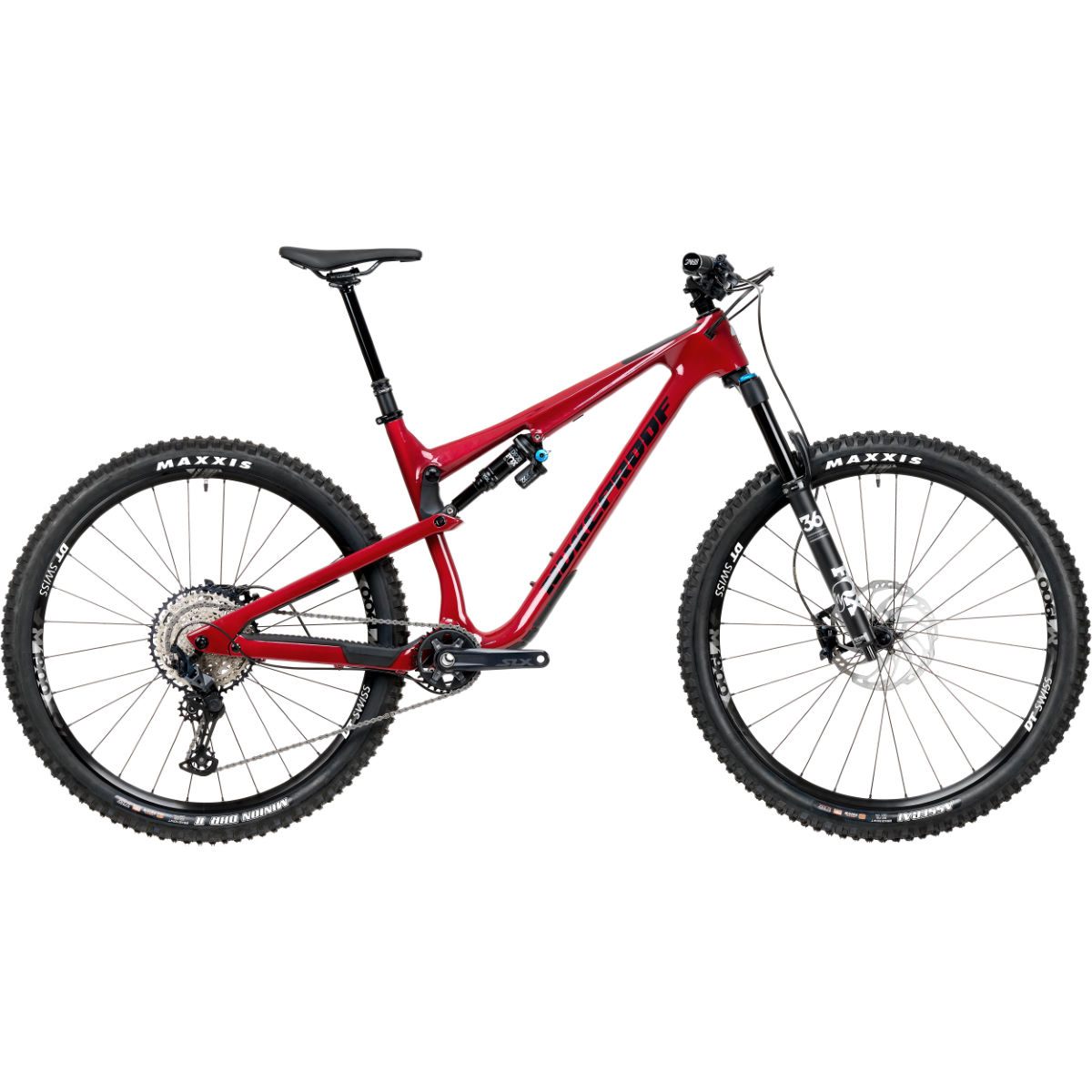 Nukeproof Nukeproof Reactor 290 Elite Carbon Bike (SLX - 2020)   Full Suspension Mountain Bikes