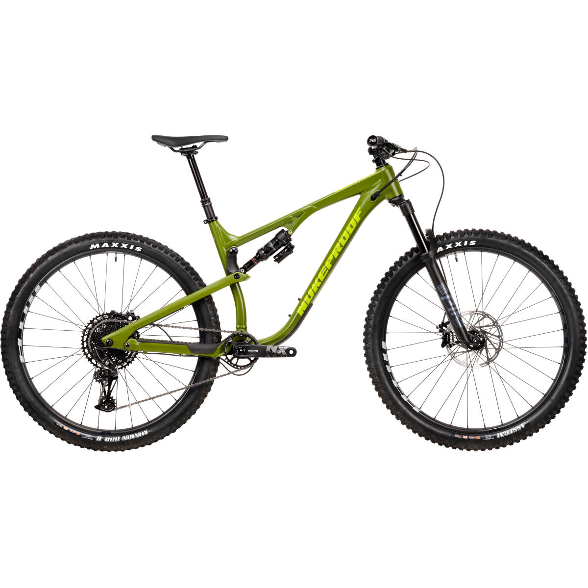 Nukeproof Nukeproof Reactor 290 Expert Alloy Bike (NX Eagle - 2020)   Full Suspension Mountain Bikes