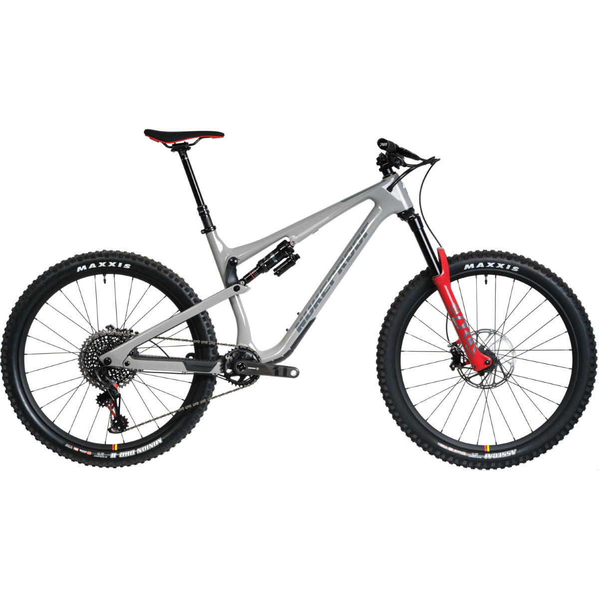 Nukeproof Nukeproof Reactor 275 RS Carbon Bike (XO1 EAGLE - 2020)   Full Suspension Mountain Bikes
