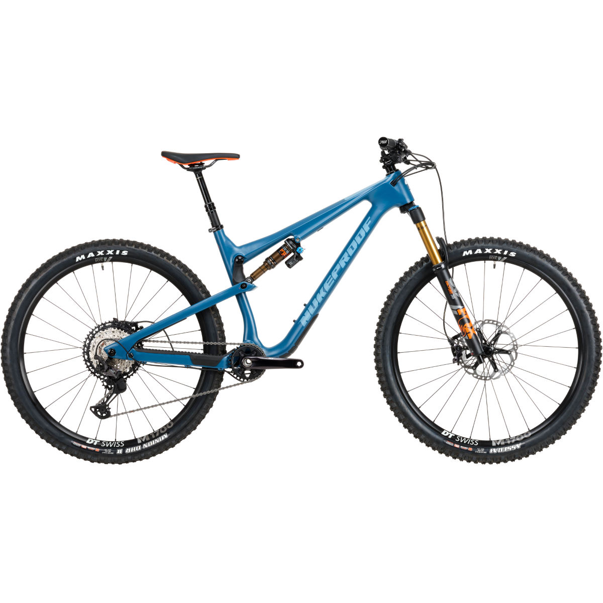 Nukeproof Nukeproof Reactor 290 Factory Carbon Bike (XT - 2020)   Full Suspension Mountain Bikes