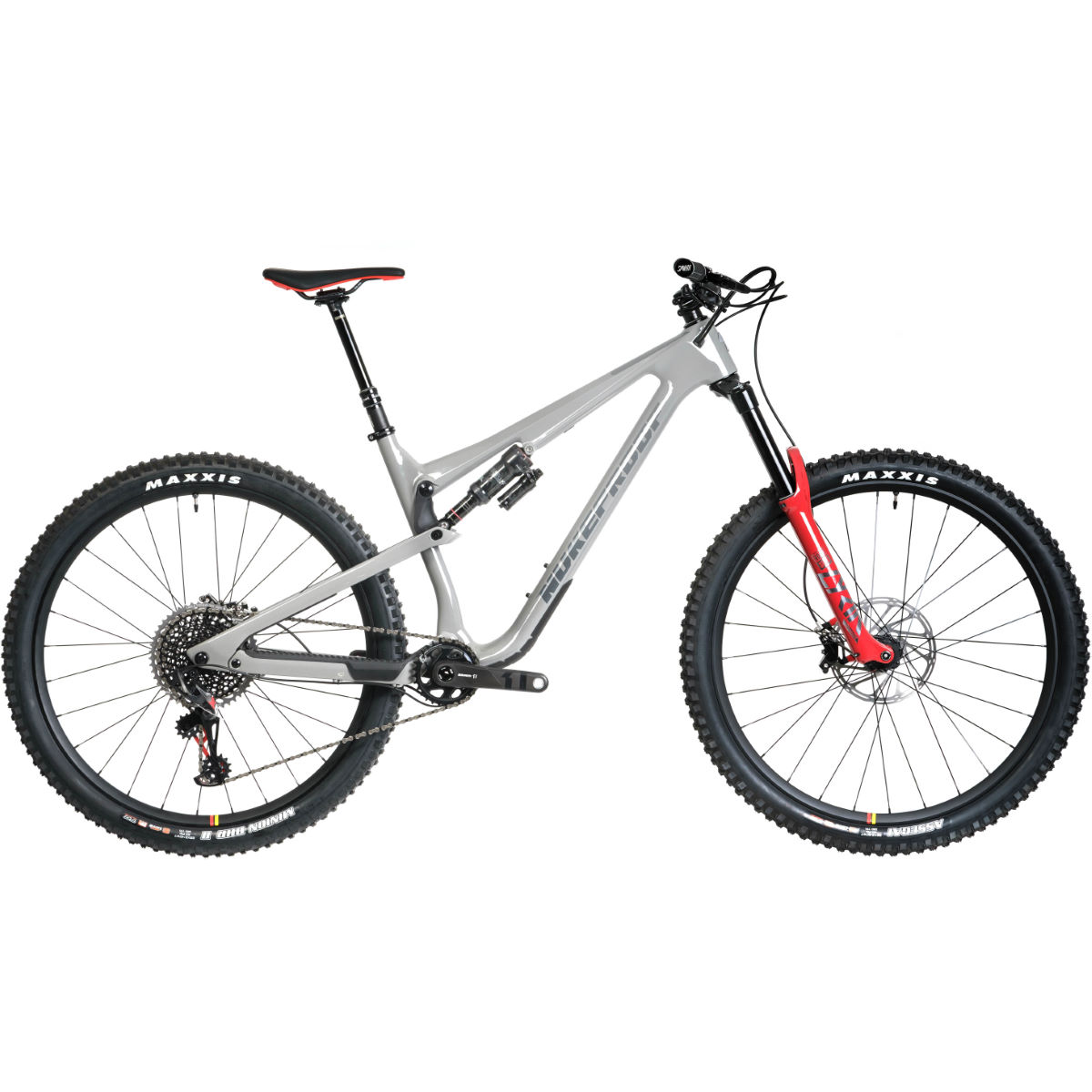 Nukeproof Nukeproof Reactor 290 RS Carbon Bike (XO1 Eagle - 2020)   Full Suspension Mountain Bikes