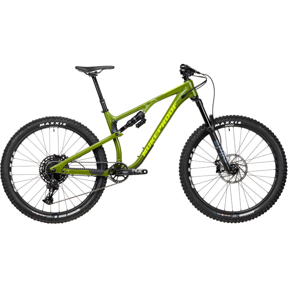 Nukeproof Nukeproof Reactor 275 Expert Alloy Bike (NX Eagle - 2020)   Full Suspension Mountain Bikes