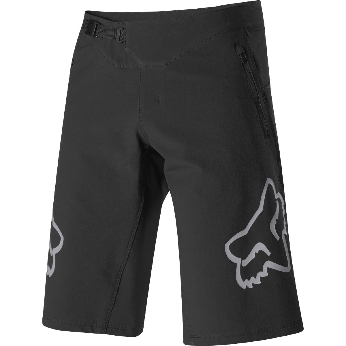 Fox Racing Youth Defend Shorts - 24 Black  Baggy Shorts