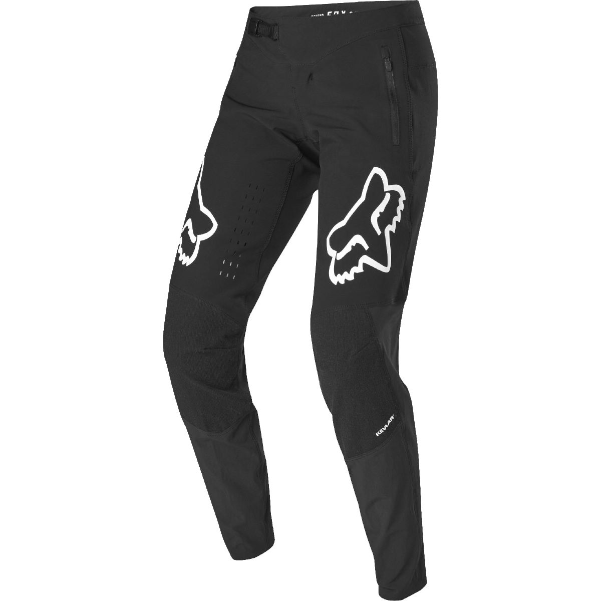 Fox Racing Women's Defend Kevlar Trousers – S Black | Trousers