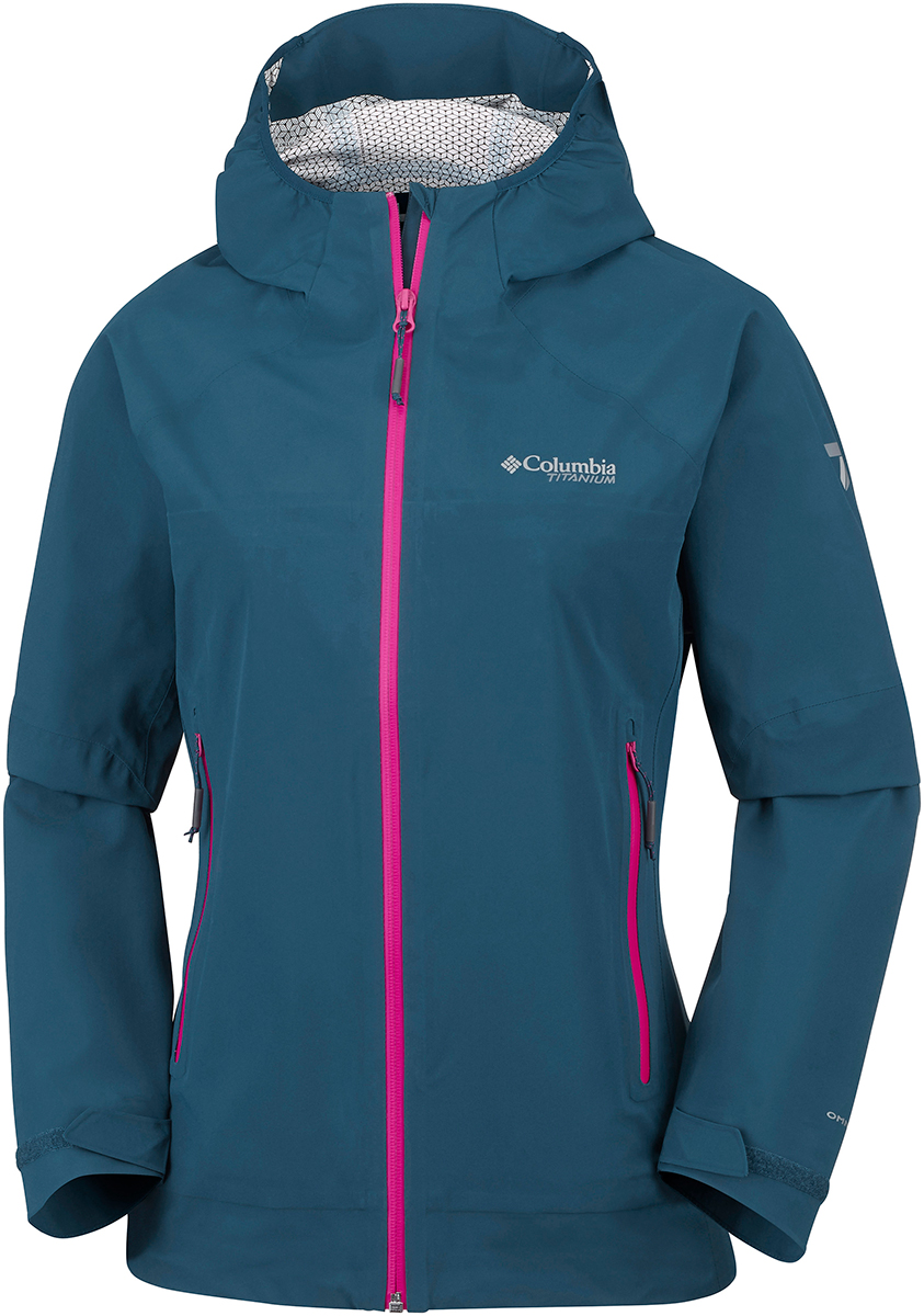 Wiggle Cycle To Work | Jack Wolfskin Women's Evandale Jacket