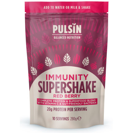 Pulsin Supershake Protein Powder (300g)